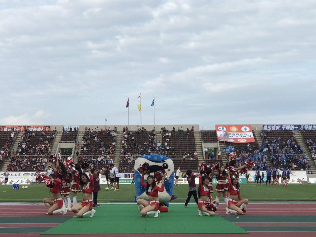 FC琉球ホーム戦 第13節 VS 水戸ホーリーホック戦