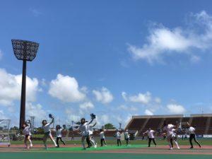 沖縄SVドリームダンサーズ!再び!!