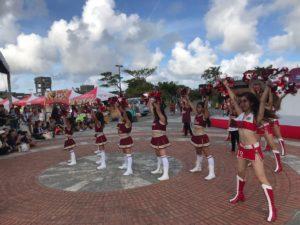 『全島サッカー1万人祭り』FC琉球ホーム戦 第30節 VS FC岐阜戦