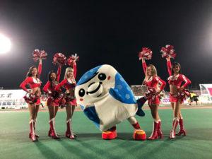 FC琉球ホーム戦に帰ってきました!